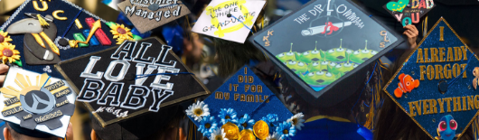 UCI commencement information